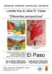 Exposición de pintura y fotografías