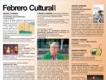 Febrero Cultural en Los Llanos de Aridane (Consulta aquí la programación)