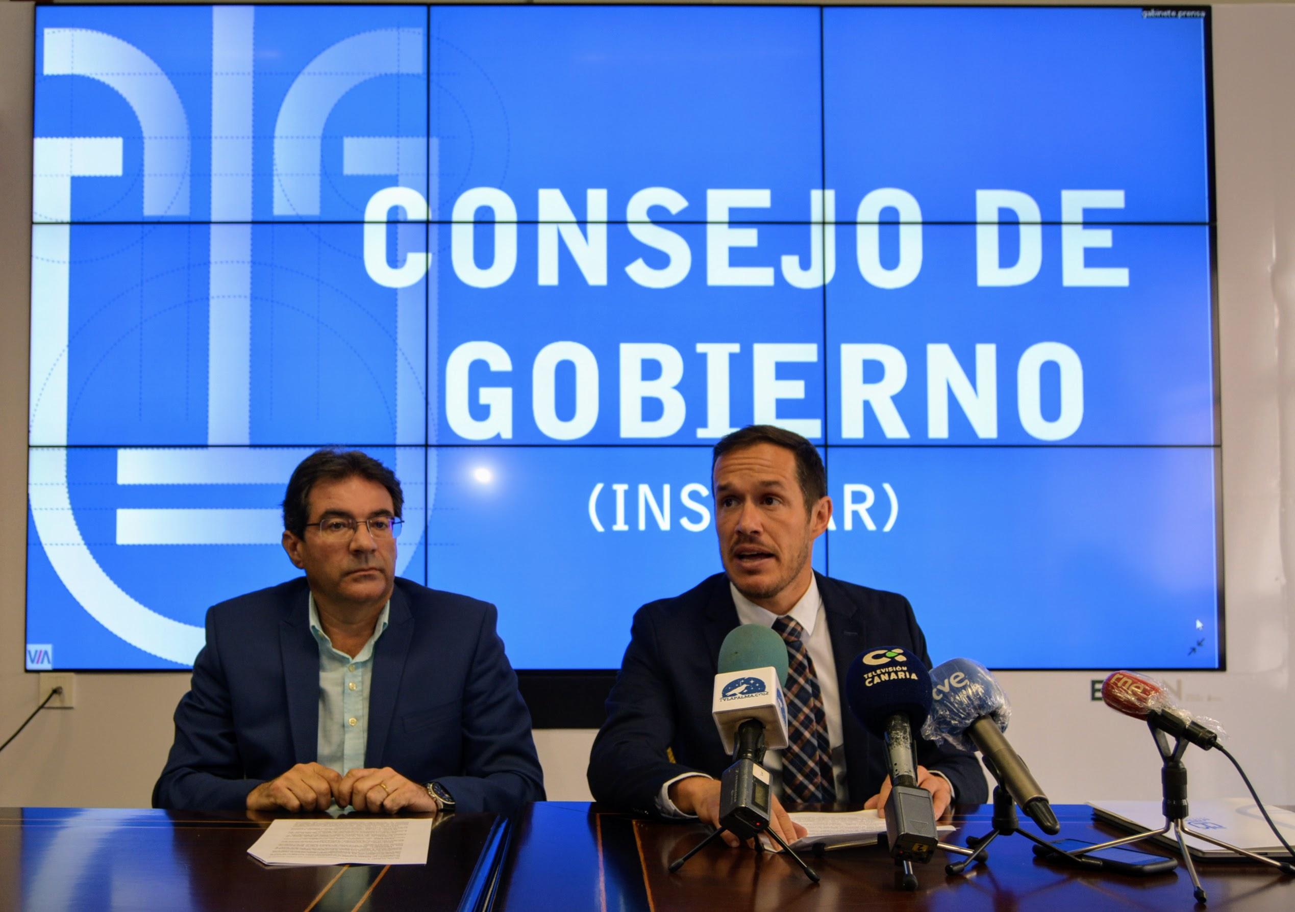 Resultado de imagen de El Cabildo de La Palma aprueba un paquete de medidas en la isla respecto al COVID-19