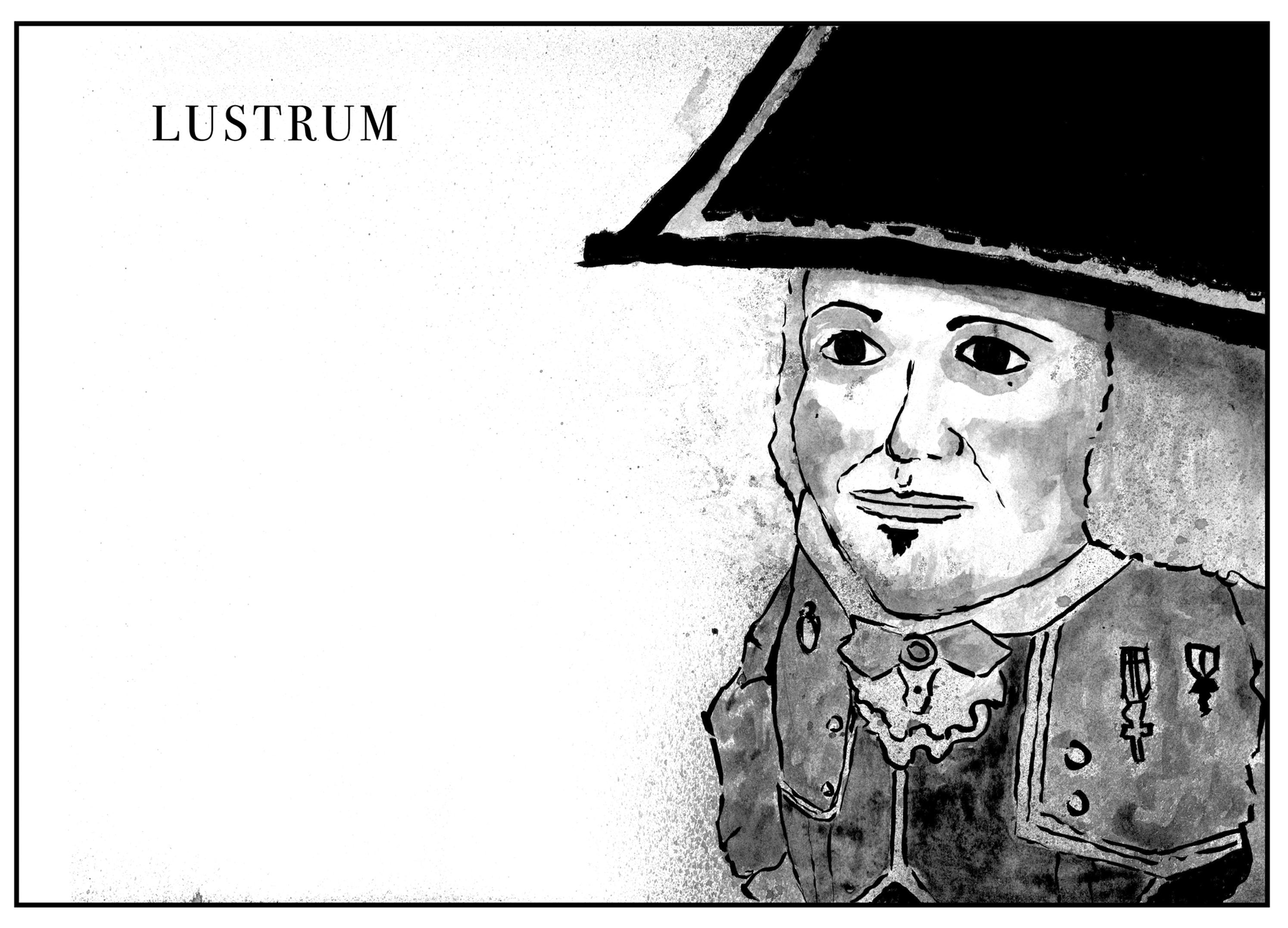 ILUSTRACIÓN LUSTRUM