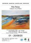'Colours of La Palma', en la Sala de Exposiciones Las Tricias
