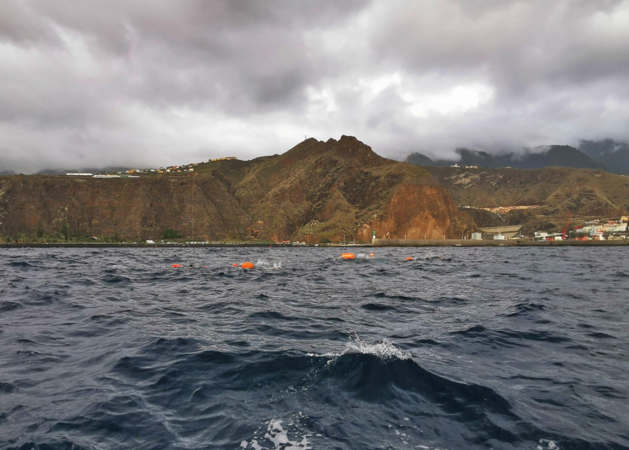 Abiertas las inscripciones para la VIII Travesía a Nado Isla de La Palma - El Apurón