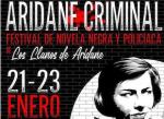 Festival de novela negra y policiaca: 'Aridane Criminal'