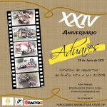XXIV Festival Aduares el 28 de junio en Breña Alta
