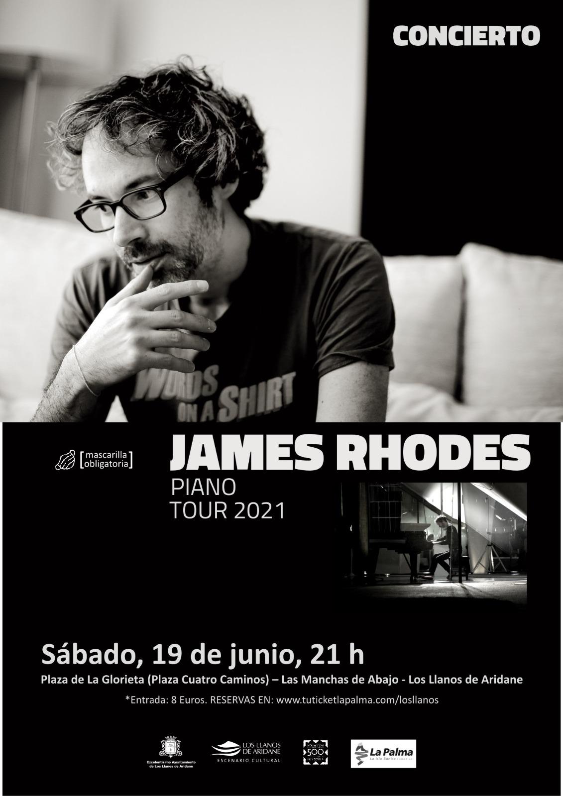 James Rhodes Las Manchas (1)