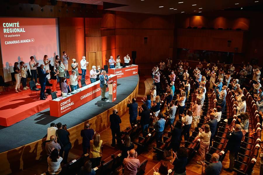 COMITE REGONIAL PSOE 29