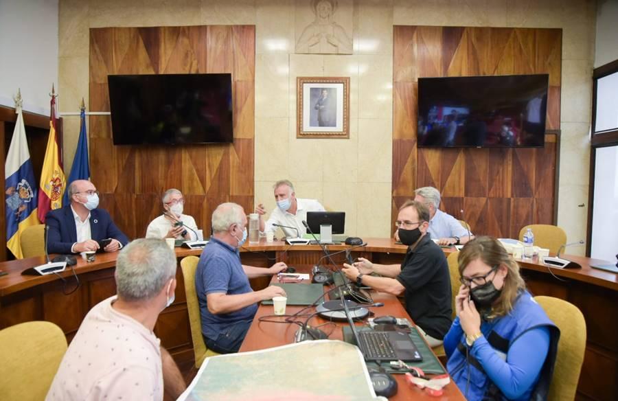 Reunión-del-Comité-Director-del-PEVOLCA