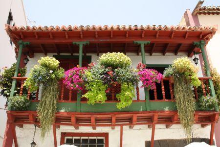 El Ayuntamiento Agradece A Los Vecinos Que Decoren Con Flores Los - Fotos-de-balcones-con-flores